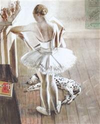 ballerina by robert sargent austin