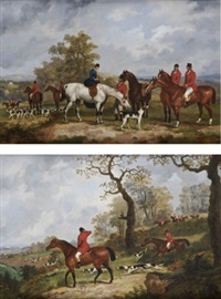 the meet (+ setting out; pair) by dean wolstenholme the younger