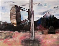 untitled (diptych) by burcin basar