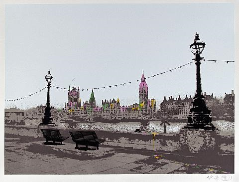 the morning after london version by nick walker