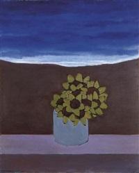 sunflowers by farid abu-shakra