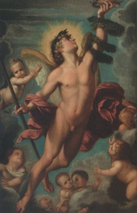 amour de la vertu by federico cervelli