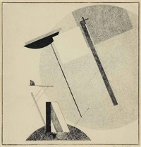 proun 3a by el lissitzky