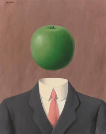 lidée by rené magritte