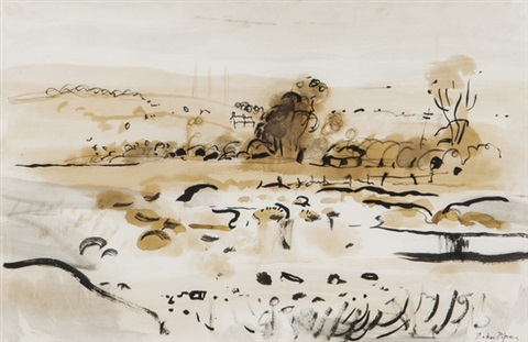 untitled landscape by john piper