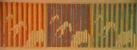 rubans serges n. 16, 17, 18, - 1971 by marcel alocco