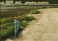 village child by henry robertson craig