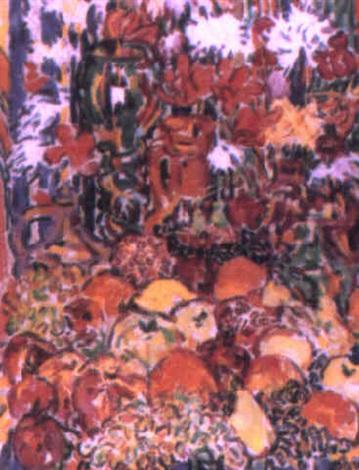 composition florale by rady rautovich yakubov