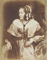 mrs. anna (brownell murphy) jameson, art historian and essayist by david octavius hill