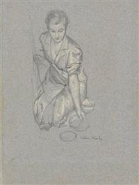 seamstress by john koch