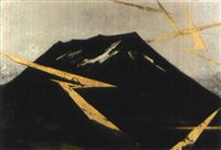 mountain by misao yokoyama
