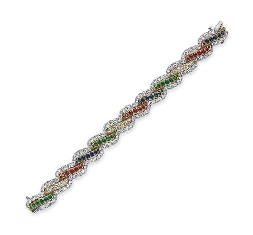 bracelet by van cleef arpels