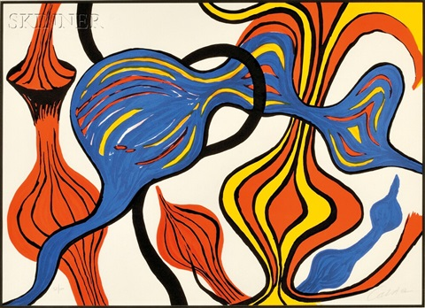 untitled by alexander calder