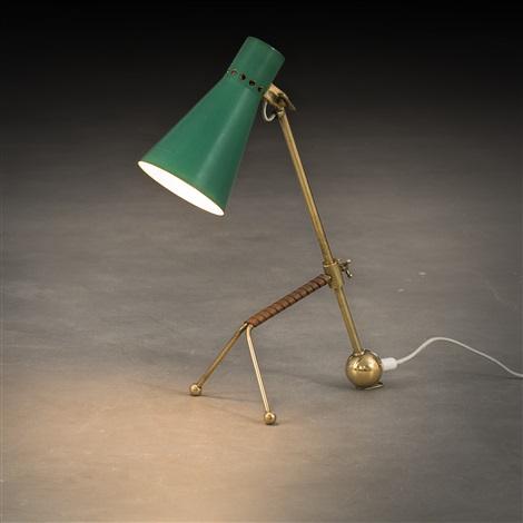 Very Nice Table Lamp Model K11 16 Designed By Tapio Wirkkala For Idman By Tapio Wirkkala On Artnet