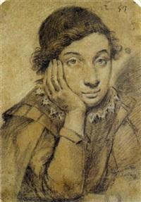 portrait de jeune homme by ippolito leoni