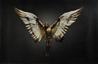 jesus with wings by nancy fouts