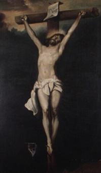 la crucifixion by josé maria rodríguez de losada