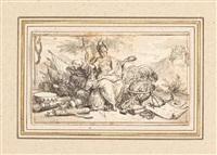 allegorie des friedens by bernard picart