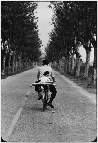 provence france by elliott erwitt