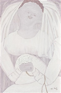 the bride by john brack