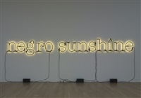 warm broad glow by glenn ligon