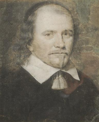 portrait de gentilhomme by wallerant vaillant