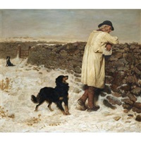 war time by briton riviere