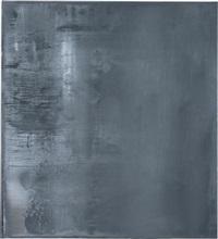 grey (grau) by gerhard richter