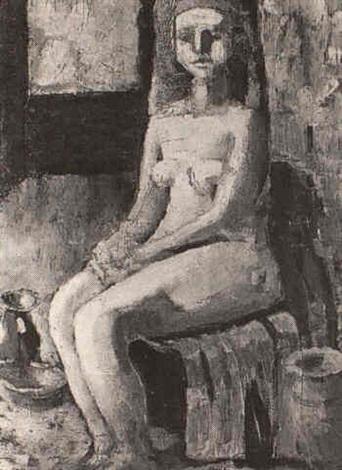joven desnuda by clarel neme
