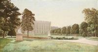 paris, le palais du luxembourg by jean cabrit
