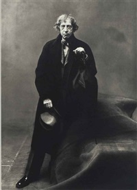 john marin, new york by irving penn