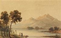 lower lake, killarney by john claude bosanquet