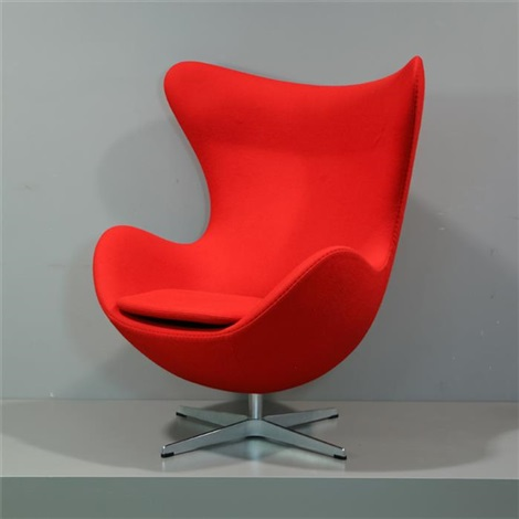 sessel arne jacobsen egg chair williamflooring. Black Bedroom Furniture Sets. Home Design Ideas