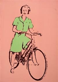 ciclistas de primavera by ian lester
