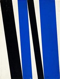 o.t. (blau-schwarz) by andreas brandt