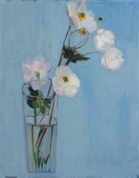 anemones by alexey krasnovsky