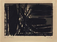 l5 (schmücking p.68) by hans hartung
