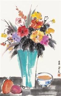 静物写生 by guan liang