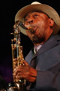 archie shepp, marseille by laurence fillon