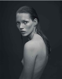 kate moss, for calvin klein obsession campaign (from: the kate moss portfolio) by mario sorrenti