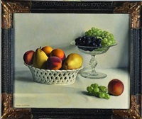 nature morte aux fruits by jacques blanchard
