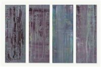 abstrakte bilder (in 4 parts) by gerhard richter