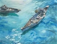 jamaican fisherman by john pike