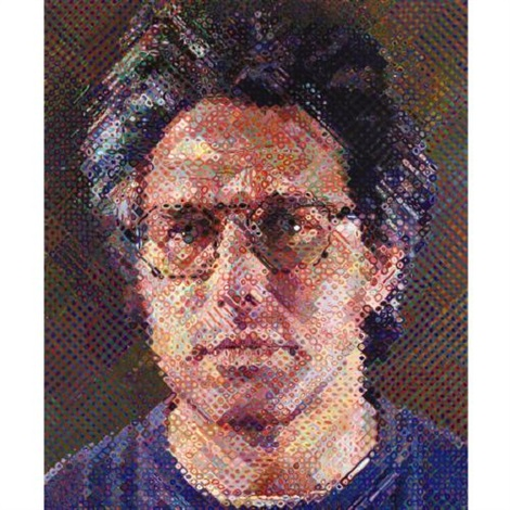 eric by chuck close