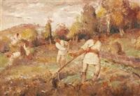 harvesters by nicolae enea