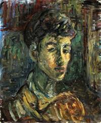 the young shepherd by aharon avni