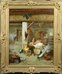 la cuisine by jean alexandre rémy couder