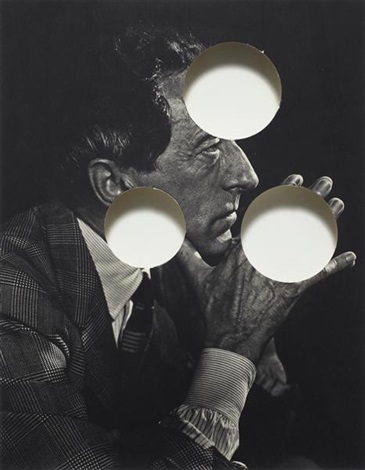 untitled jean cocteau portraits of greatness by cerith wyn evans
