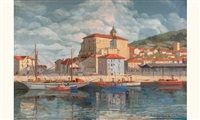 port basque by jesús apellániz