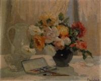 la boîte d'aquarelle by marie marguerite reol